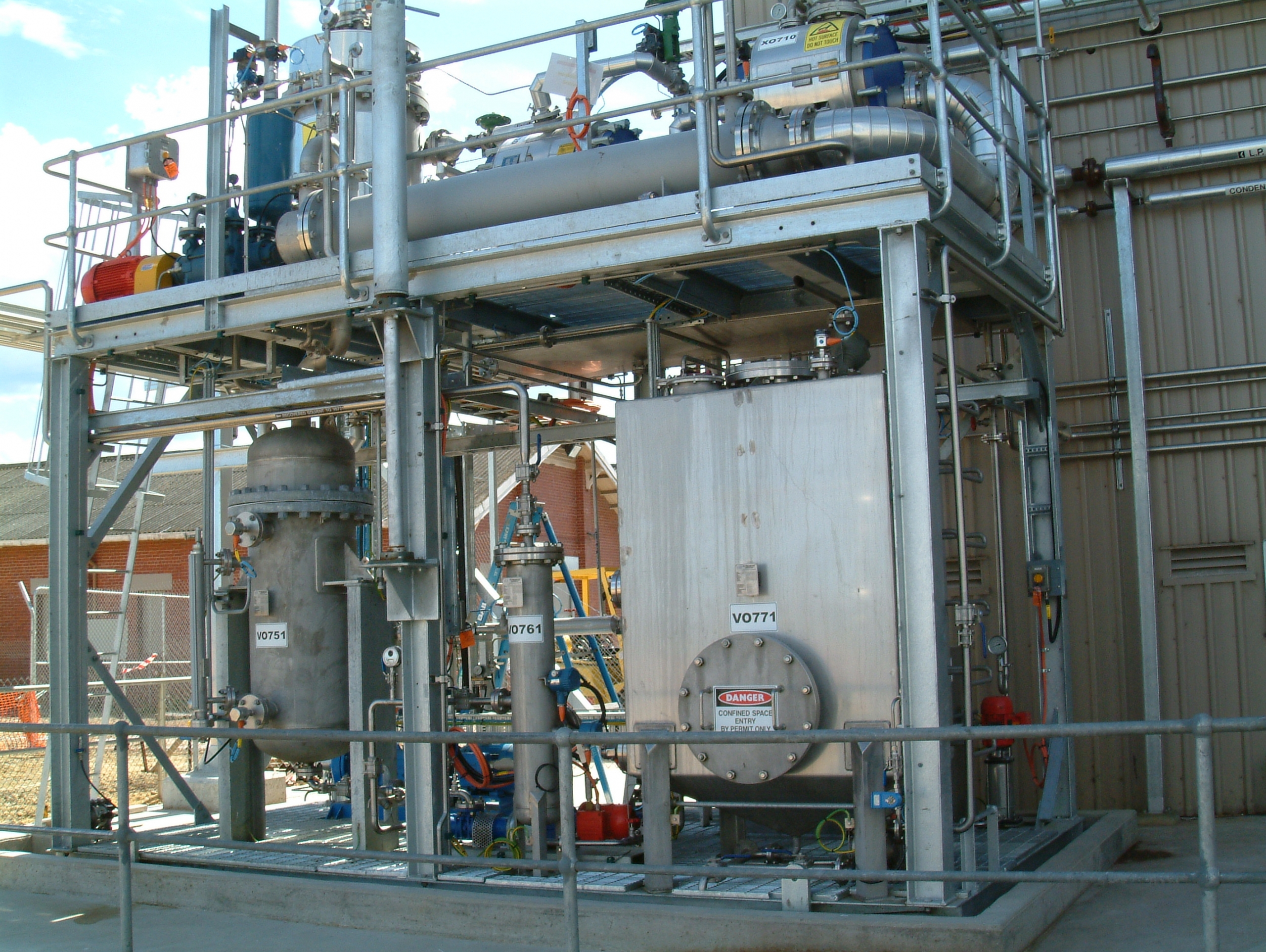GSK – GSK Solvent Extraction Plant