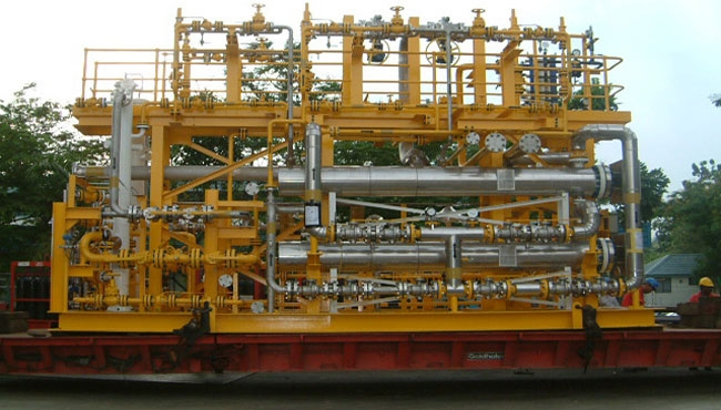 Worley Ltd – JVPC Rang Dong Field Development Fuel Gas Skid for CPC Platform