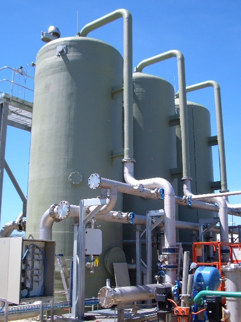 AGL – SDA Werribee Treatment Plant H2S Scrubbers